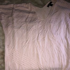 Light pink sweater from express!